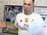Een foto bij het nieuwsbericht: Nederlandse Cristiano Ronaldo lookalike GEWEIGERD