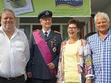 Foto: Samen met Net als...Koning Filip op de foto