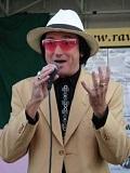 Een foto van de lookalike en imitator van  Eddy Wally