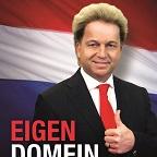 De foto van de lookalike en imitator van  Geert Wilders