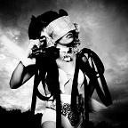 De foto van de lookalike en imitator van  Lady Gaga (226)