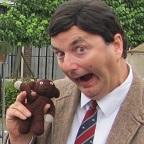 De foto van de lookalike en imitator van  Mr Bean (50)