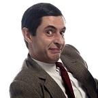 De foto van de lookalike en imitator van  Mr Bean (77)