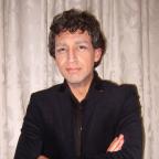 De foto van de lookalike en imitator van  Robert ten Brink