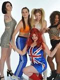 Een foto van de lookalike en imitator van  Spice Girls