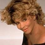 De foto van de lookalike en imitator van  Tina Turner (95)