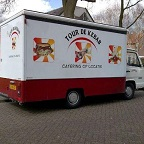 De foto van: Tour de Kebab als Mobiel Grillrestaurant