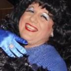 De foto van de lookalike en imitator van  Zangeres zonder Naam (99)